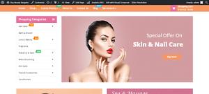 BEAUTY-SHOP-TURNKEY-AMAZON-DROPSHIP-Profitable-Beauty-NICHE-Online-Website
