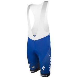 Vermarc-Etixx-Quick-Step-Cyling-Bib-Shorts-S-XL-XXL-XXXL-RRP-76-99