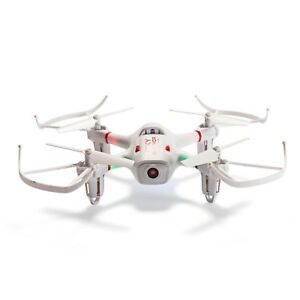 Smart Fly Drone 2.4ghz Wifi Quadcopter intégré dans Hd Camara 360 Flip Auto Hover 5060536151725