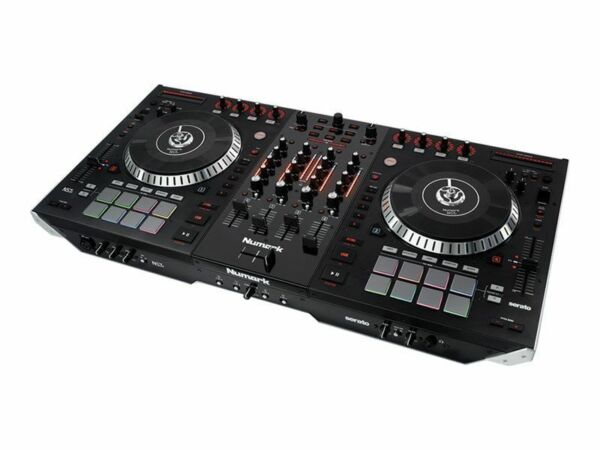 numark ns7ii digital dj controller for sale online ebay. Black Bedroom Furniture Sets. Home Design Ideas