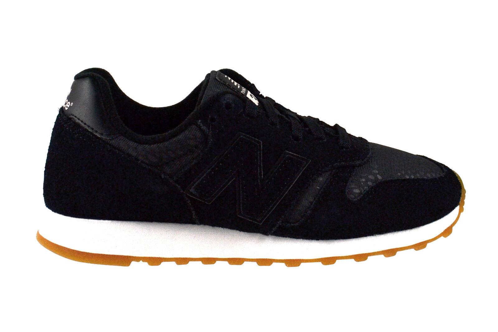 New Balance WL373 BL schwarz Schuhe Sneaker schwarz