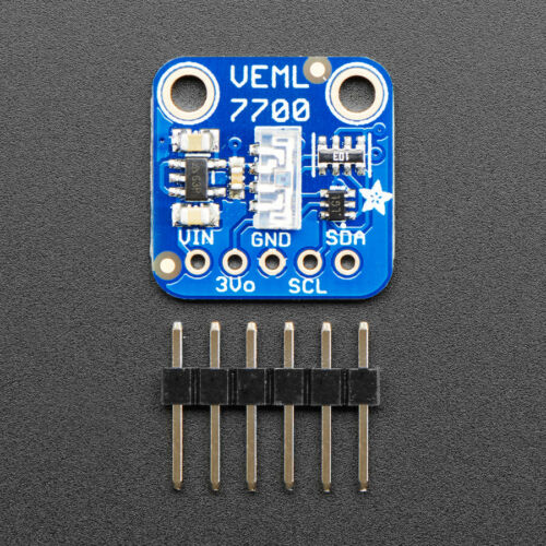 Raspberry Pi Adafruit veml 7700 lux 4162 sensore i2c sensore di luce per ZB Arduino