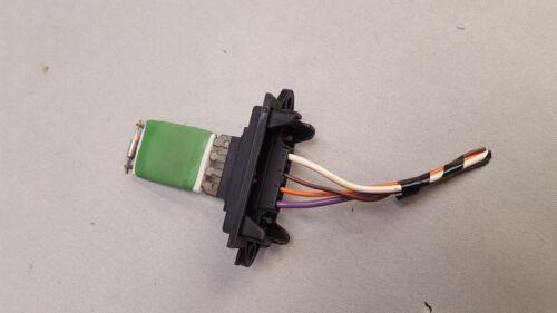 CITROEN C3 Heater Blower Motor Fan résistance