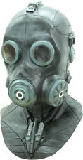 HALLOWEEN ADULT SMOKE  GAS MASK  MONSTER MASK PROP