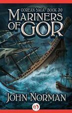 Gorean Saga: Mariners of Gor 30 by John Norman (2014, Paperback)