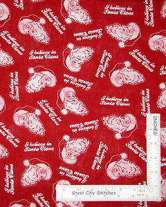 Christmas-Old-Fashion-Santa-Claus-Red-Cotton-Fabric-13878-RTC-Fabrics-Yard
