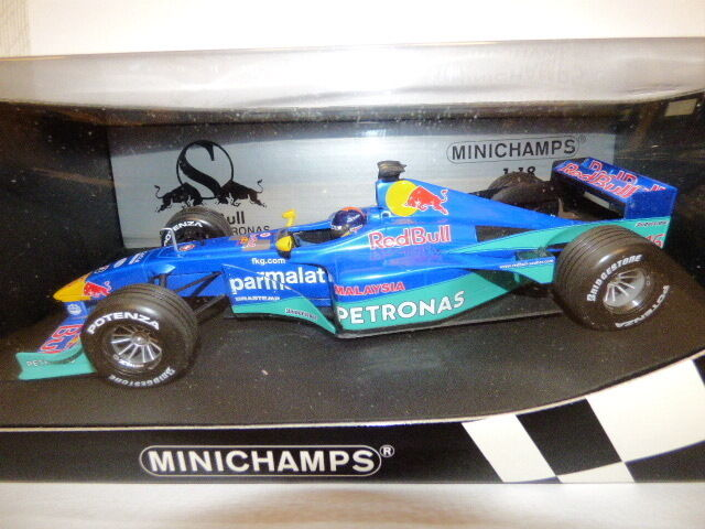 Minichamps Red Bull Sauber No.16 C19 Petronas P. Diniz