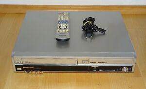 Panasonic-DMR-EX99V-DVD-VHS-HDD-Recorder-250GB-Fernbedienung-2J-Garantie
