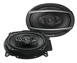 Pioneer-TS-A6960F-6x9-034-4-Way-450W-Coaxial-Car-Speakers-Pair