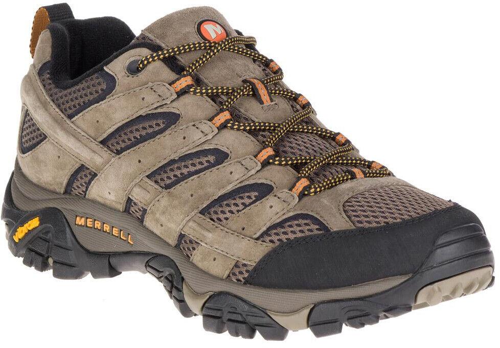 Merrell Moab 2 Ventilator De los hombres Walking zapatos  marrón Al aire libre Hiking botas  respuestas rápidas