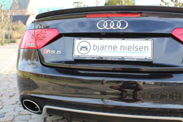 Audi RS5 4,2 FSi Cabriolet quattro S-tr. - billede 4