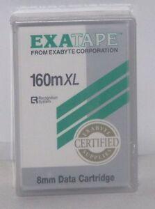 Exabyte-Corporation-EXATAPE-160mXL-8mm-donnees-cartouche