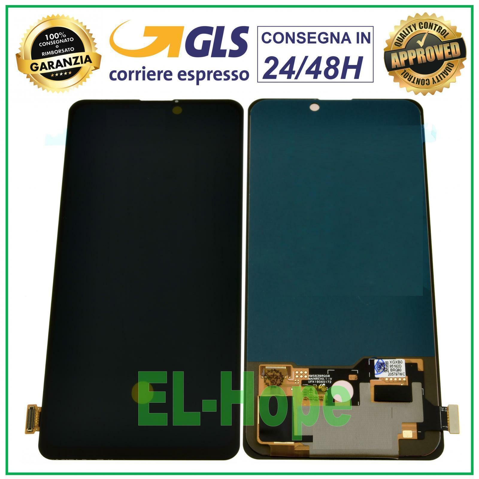 xiaomi: DISPLAY LCD XIAOMI MI 9T /9T PRO REDMI K20 /K20 pro M1903F10G TOUCH SCREEN VETRO
