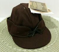 Women's Stormy Kromer Ida Kromer Original Wool Cap /chocolate 6 1/2
