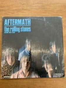 ROLLING STONES Vinyl LP AFTERMATH London Original US in shrink mono EX