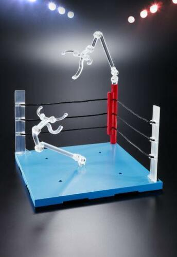 """Figuarts Action Figures In STOCK Bandai /""""Tamashii Stage Act Ring Corner/"""" S.H"""