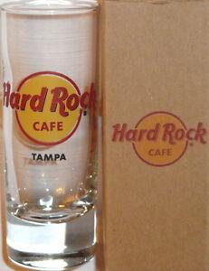 TBILISI TIFLIS Cordial Logo Shot glass Glas HRC HARD ROCK CAFE