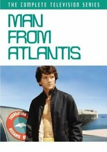 Man-from-Atlantis-The-Complete-Television-Series-4-Disc-DVD-NEW