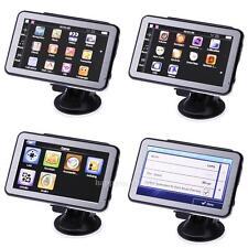 5 inch Car gps Navigator MP3/MP4 Player Mstar800MHz DDR128M 8GB GPS W/Europe MAP