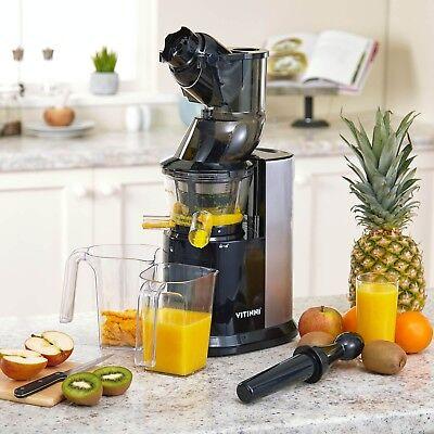 Vitinni Slow Fruit Juicer Maker Machine Extractor Power Blender Processor