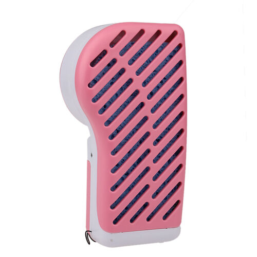 Mini Portable Hand Fan Cooler Cooling Battery//USB Rechargeable Air Conditioner