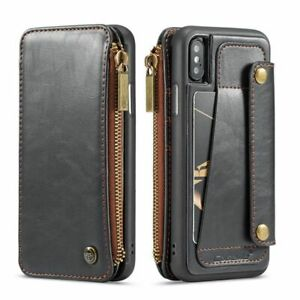 Flip-Leather-Wallet-Case-For-iPhone-X-XR-XS-Max-6-6S-7-8-Cover-Card-Slot-Holder