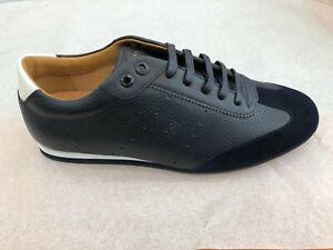 HUGO BOSS Lighter/_Lowp/_nyth Men/'s Sneakers Dark Blue 50408053 401
