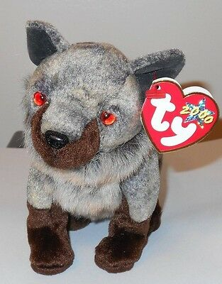 e0b4794e826 NMT  Ty Beanie Baby ~ HOWL the Wolf ~ MINT with NEAR MINT TAGS ~