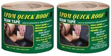 2 Cofair Bst325 3 X 25 Epdm Quick Roof Adhesive Rubber Roof Seam Seal Tape