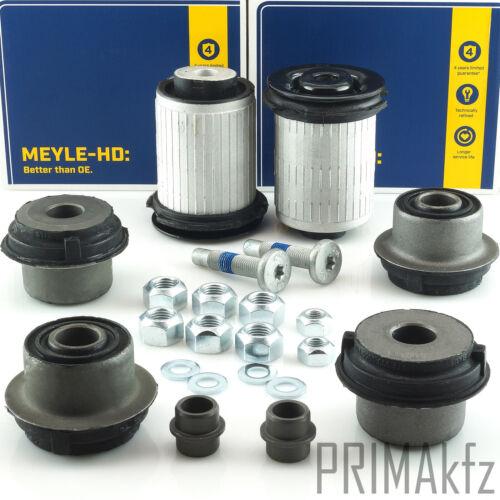 2 MEYLE 0140330061//HD Reparatursatz Querlenker vorne Mercedes W210 S210 E-Klasse