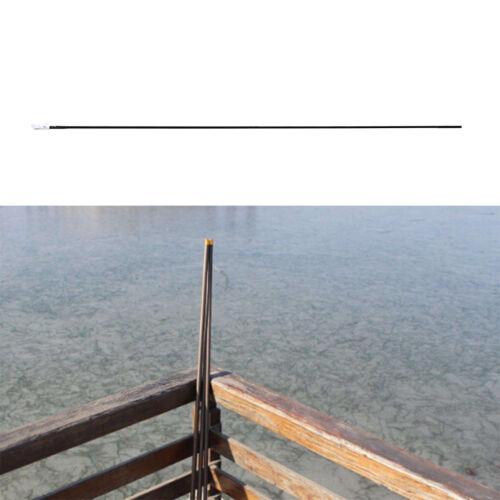 46cm 2intervals Angelrute Ersatzspitzen Solide und hohle Carbonstange Zubeh  G
