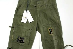 Aeronautica Uomo Col 07214 Shorts Bermuda e2019 Militare P Be041ct1122 ZZq64wr