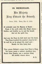 27 POLITICAL CARTOONS: KING EDWARD VII [Prince of Wales] PUNCH MAGAZINE 1910