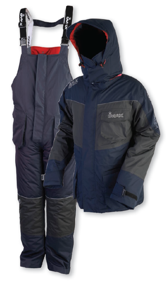 IMAX NEW Sea Fishing ARX -20 Ice Thermo Two Piece Fishing Suit All Größes