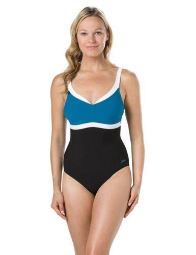 Speedo Aquajewel Swimsuit 810414C736 Swimming Costume Womens Swimwear