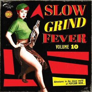 SLOW-GRIND-FEVER-VOL-10-THE-SLEAZY-WORLD-OF-POPCORN-NOIR-GERMANY-IMPORT-LP