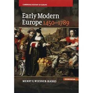 Early-Modern-Europe-1450-1789-2e-Merry-E-Wie-9781107643574-Cond-NSD-SKU-3086164