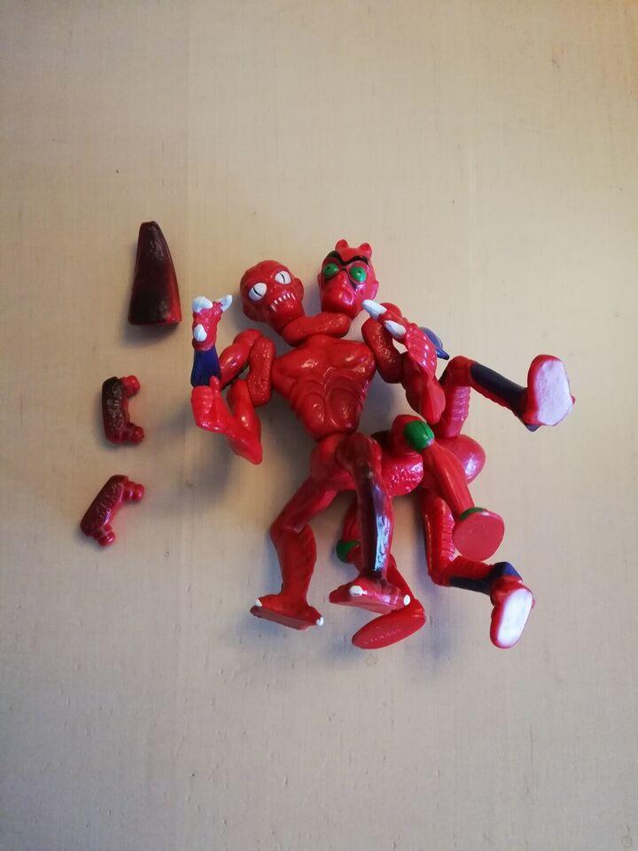 Modulok, Mattel