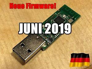 Details zu CC2531 ZigBee USB-Stick zigbee2mqtt ioBroker FHEM Xiaomi HUE  Ikea mit Firmware
