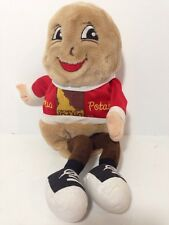 Idaho Potatoes Plush Hand Puppet Idaho Potato Famous Spud #1 Unique Spuddy Buddy