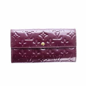 9ae41e6ee18e Image is loading Louis-Vuitton-Vernis-Purple-Leather-039-Sarah-039-