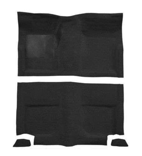 1965-1968 Ford Mustang Fastback MOLDED CARPET Set w Padding Choose Color New