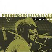 Professor Longhair, Live In Germany (CD)