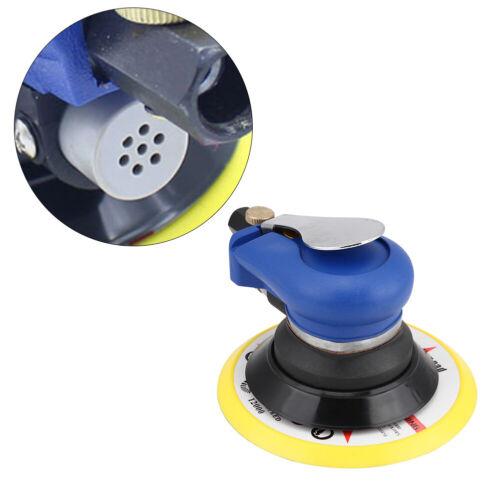 6inch AirPower Random Orbital Sander 9000RPM pneumatisches Handschleifwerkzeug