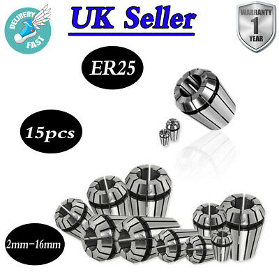 1PC ER32-16 Spring Collet Set Kit For CNC Milling Lathe Tool Engraving Machine