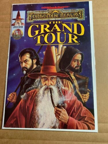 LTD Advanced Dungeons/&Dragons 1996 Forgotten Realms The Grand Tour TSR
