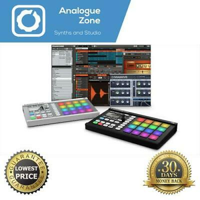 Native Instruments *new* To Win Warm Praise From Customers fekete analoguezone Maschine Mikro Mkii