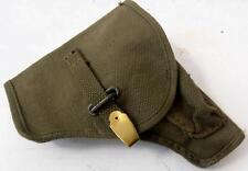 funda revolver  pistola,pistolera antigua años 70 de beretta militar airsof