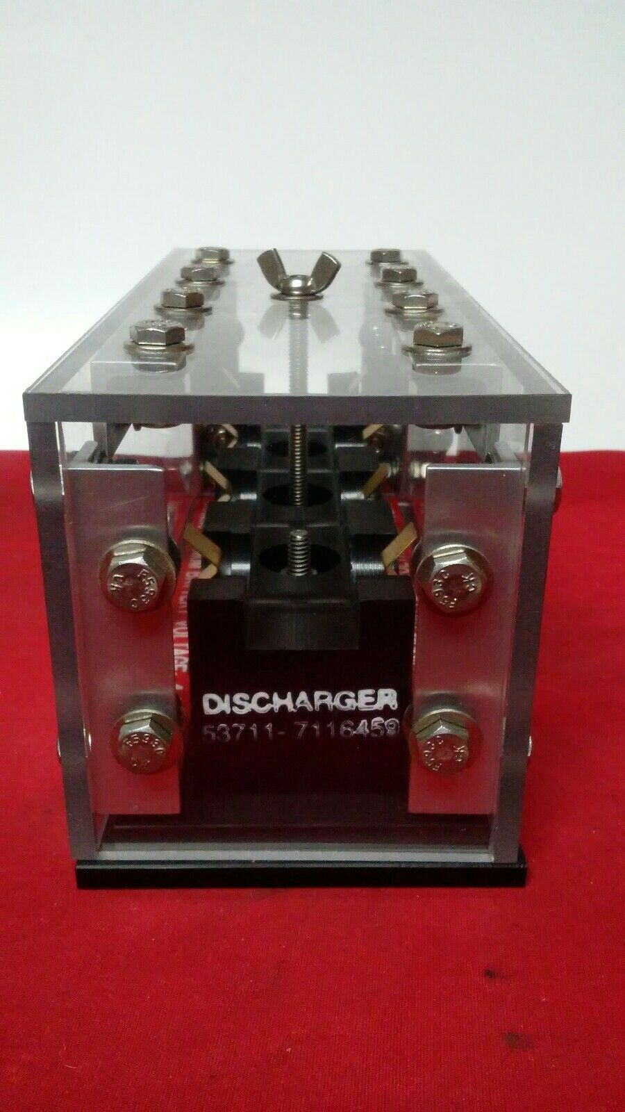 Acoustic Battery Discharger LL7116459                     D 2f0caf