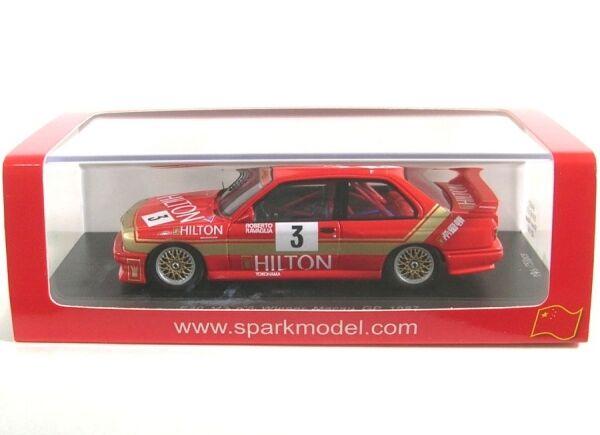BMW E30 M3 no. 3 Winner Macau GP 1987 (Roberto Ravaglia)